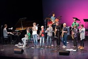 Funtime Band der Musikschule