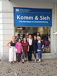 Komm & Sieh <br> City-Boutique in Charlottenburg
